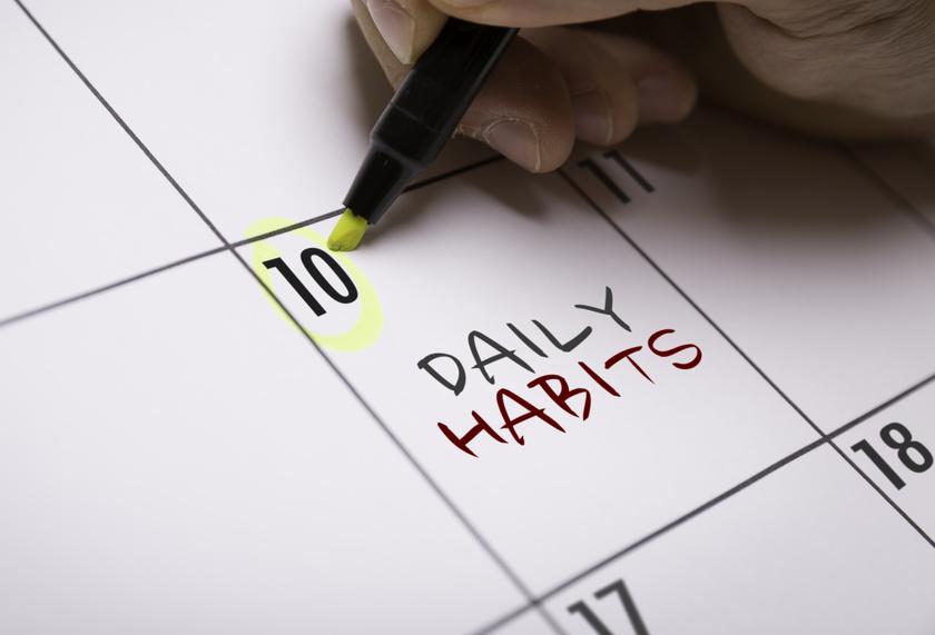 Daily Habits - Tägliche Gewohnheiten
