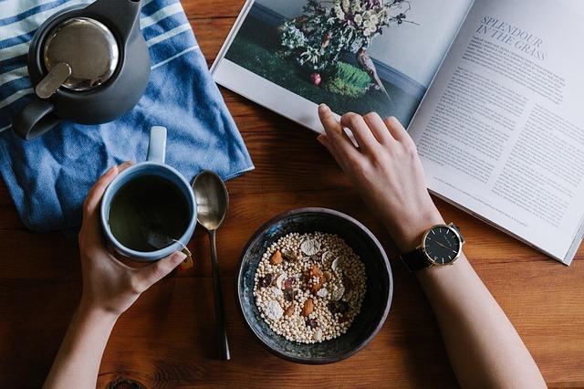 Der langweilige Beginn des Tages: Die Morgenroutine