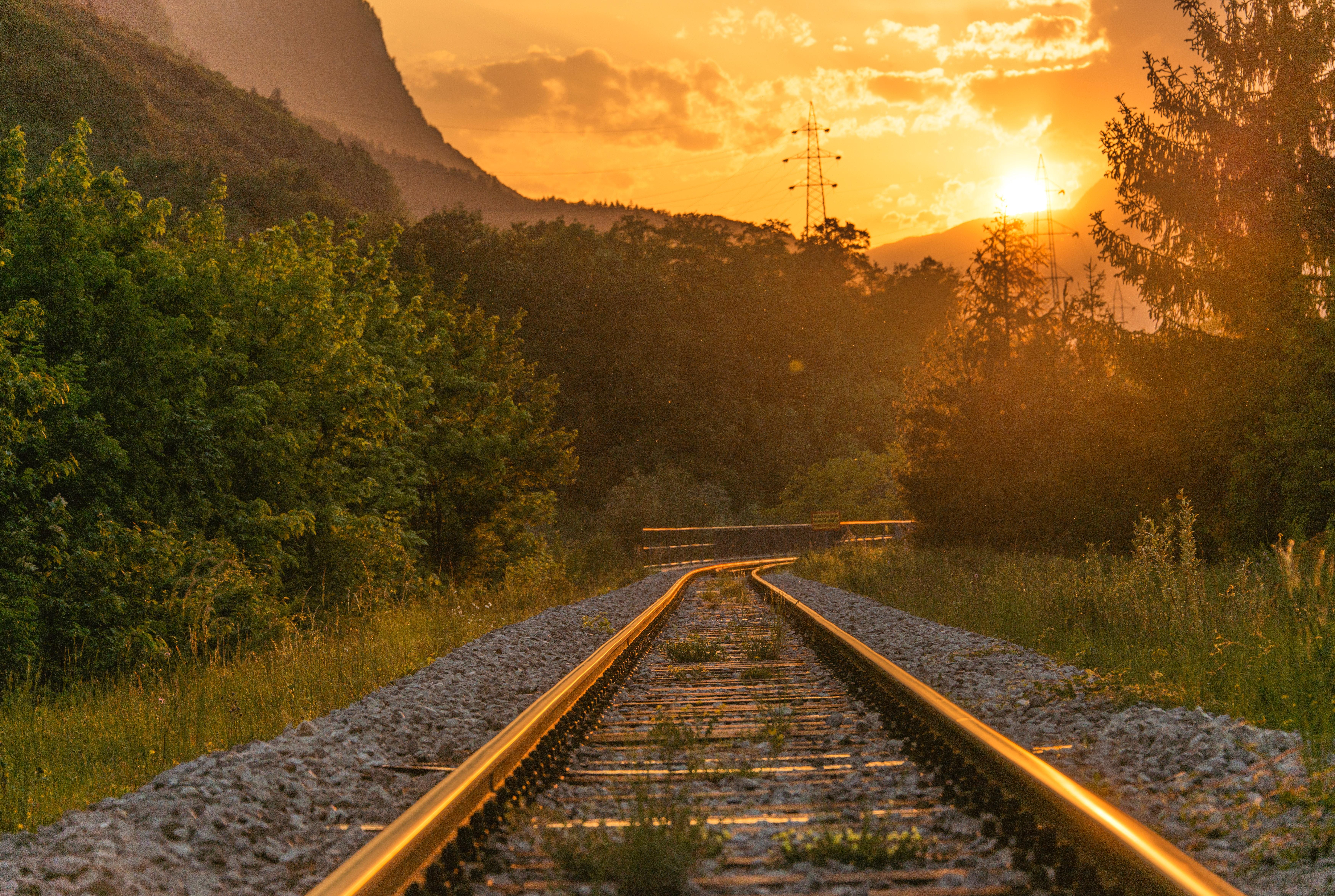 Der Alltag auf Schienen